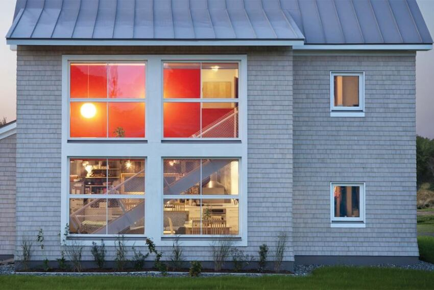 A Passive House Dorm Brings Sustainability to Campus