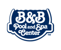 B&B Pool and Spa Center Logo