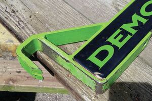GreenTek Tools Demo-Dek Demolition Tool