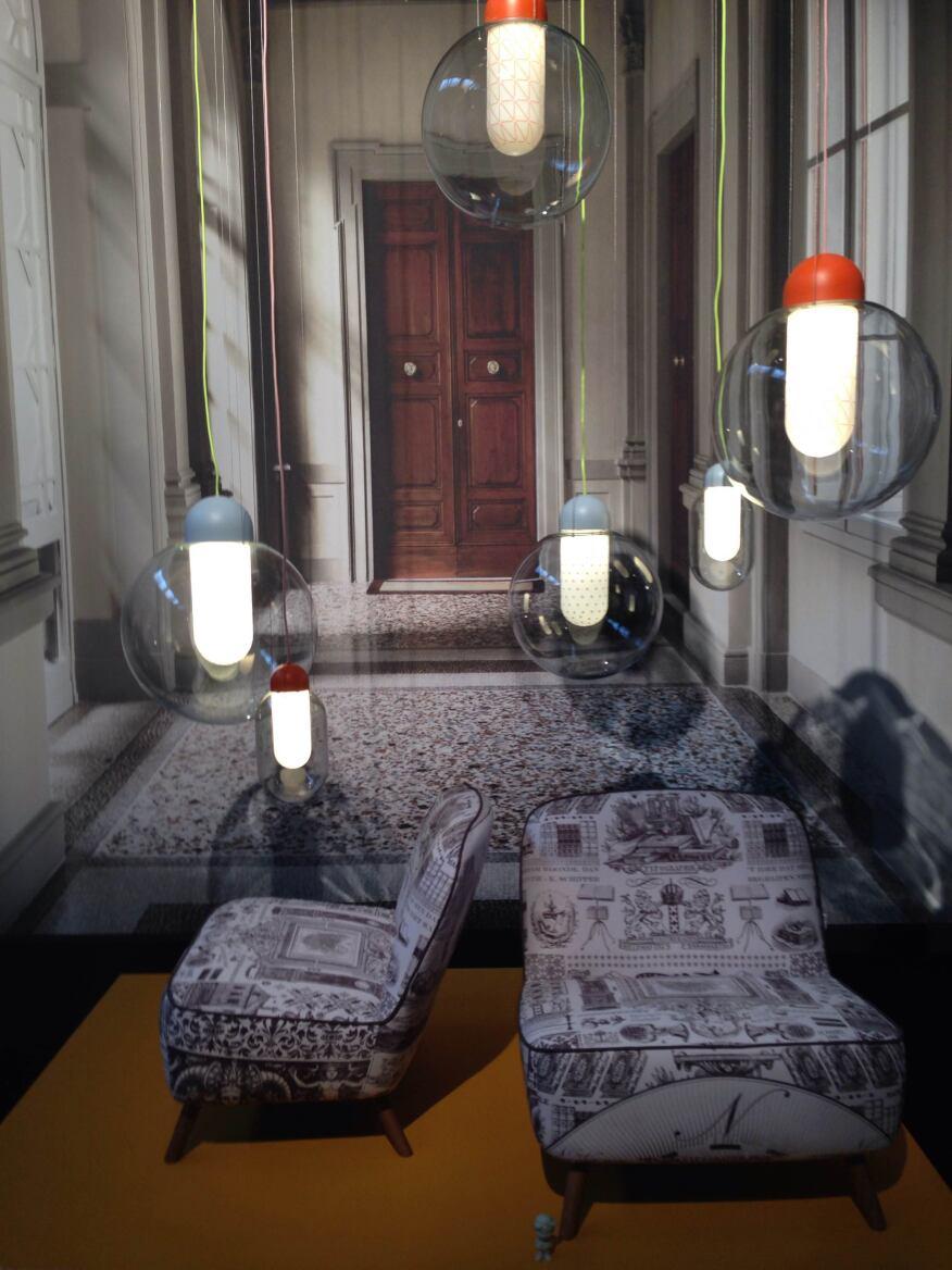 Marcel Wanders's newest bedroom set design for Moooi, the Dutch furniture and lighting design venture he started with Casper Vissers in 2001.