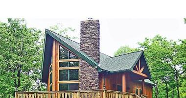 FourPlans: Multi-Gen Rustic Vacation Homes