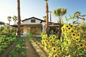 Hacienda Celebrates Its Rural Setting