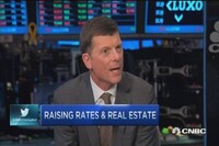 Equity CEO Neithercut: Rate Hike Not a Problem