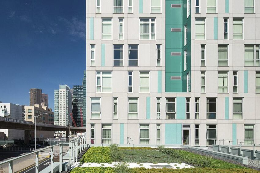Affordable Housing, Grand: Rene Cazenave Apartments