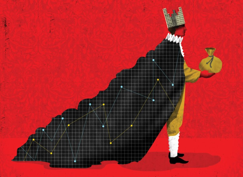 Multifamily's Debt Kings