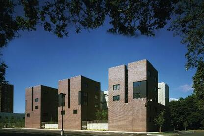 Pratt Institute's Stabile Hall