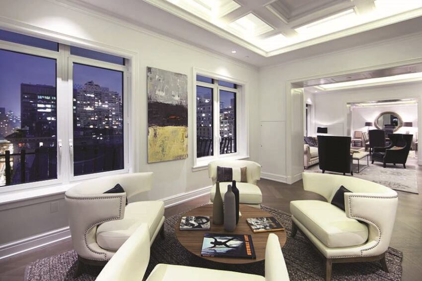 Toll Brothers City Living's 22-Unit Touraine, New York City