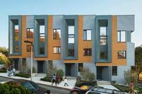 E+ // 226-232 Highland Street Townhouses
