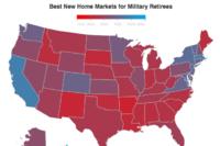 Heat Map: Best Home Markets for Veterans