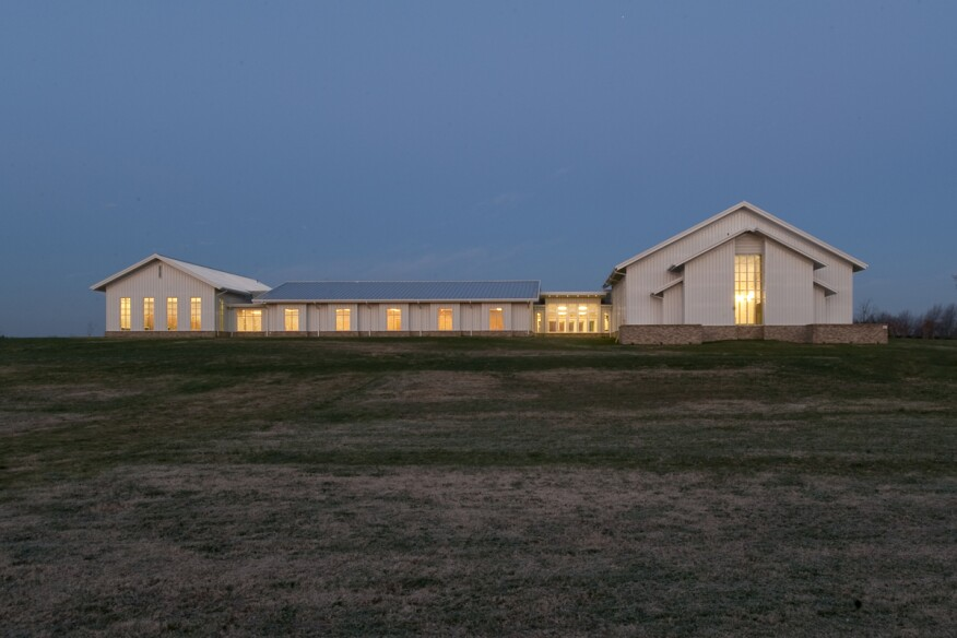Eastside Church of Christ, by kennon | calhoun WORKSHOP.