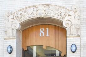 81 Centre Avenue Lobby