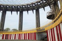 The New York State Pavilion Designed by Philip Johnson for the World's Fair Celebrates 50 Years
