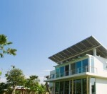 Innovative Solar Homes Store Excess Energy As Hydrogen
