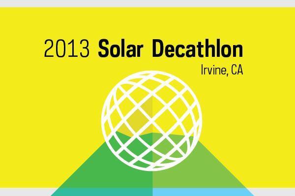 2013 U.S. Department of Energy Solar Decathlon
