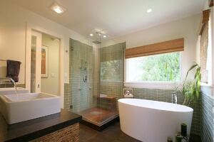 Merit Award, Bathroom Remodeling Under $50,000: Affordable Luxury