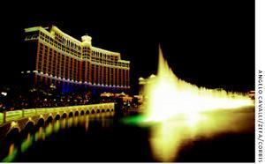 No. 22 Bellagio Hotel and Casino
