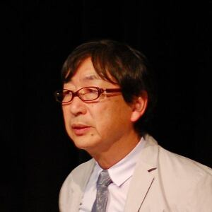 Toyo Ito, the commissioner of the Japanese Pavilion, which won the Golden Lion award today for best national participation in the 13th International Architecture Exhibition at the Venice Biennale.