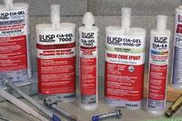 USP Two-Part Anchoring Epoxies