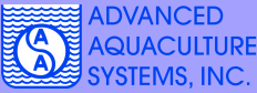 Advanced Aquaculture Systems, Inc. Logo
