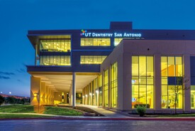 University of Texas San Antonio Center for Oral Health Care & Research
