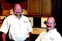 Profile: Chuck and Robert Vailes
