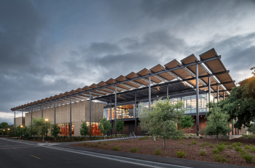 Stanford University Central Energy Facility - Stanford, Calif.