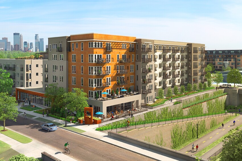 RMF's Track 29 Helps Transform Minneapolis Greenway