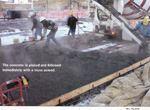 Concrete that Drains