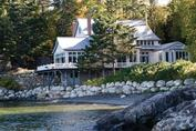 Sea Change: Historical Waterfront Bed and Breakfast Reborn as Single-Family Home