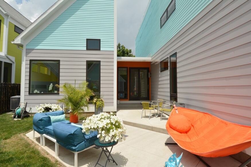IndyMod One, Indianapolis, Ind. by Axis Architecture
