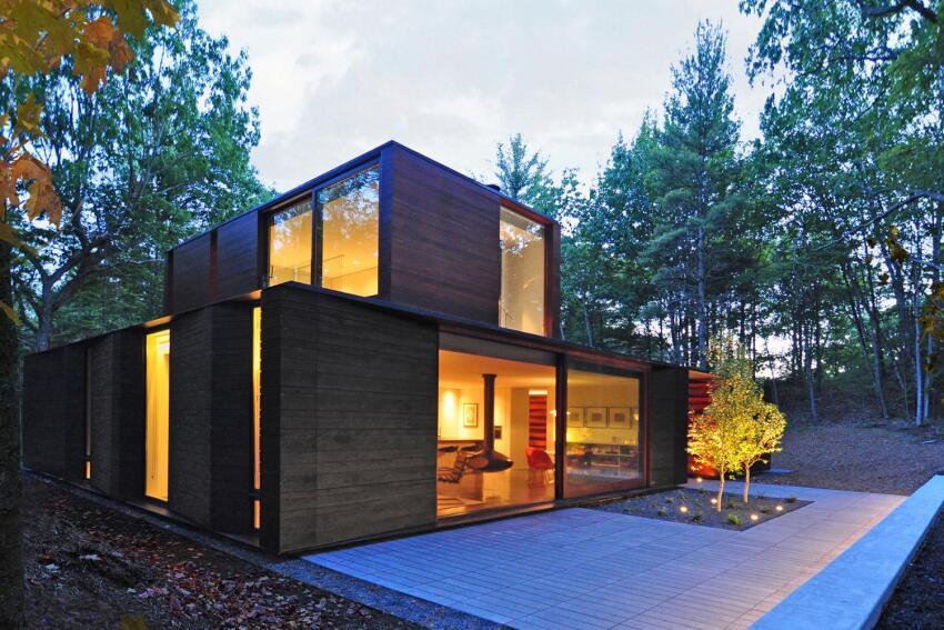 Pleated House