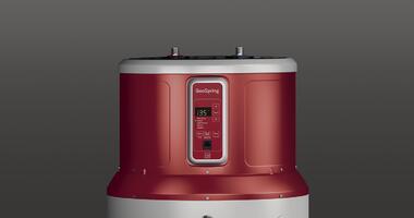 New Geothermal Water Heater Pumps Up Efficiency