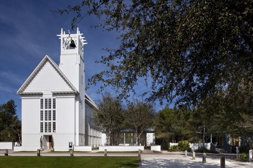 Seaside Chapel in Seaside, Fla.