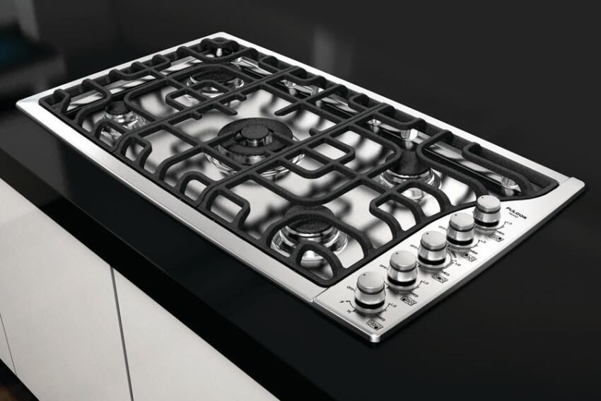 300 Series Gas Cooktop by Fulgor Milano