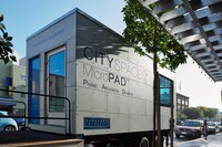 Prefab Micro-Apartments as Homelessness Solution