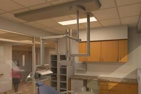 3rd Floor Dental Clinic