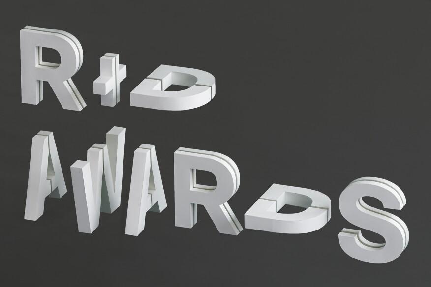 ARCHITECT R+D Awards 2015