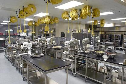 Milwaukee Area Technical College Cafe & Bistro/Baking Lab