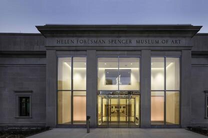 Spencer Museum of Art Renovation, The University of Kansas