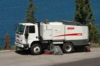 Street sweeping saves money