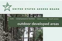 Everyone should follow ADA guidelines for federal outdoor areas