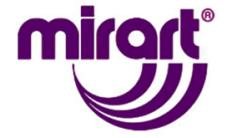 Mirart Logo