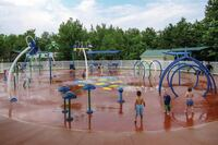 Award-winning Michigan Spraypark Continues to Please Kids and Community