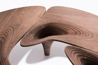 Zaha Hadid's Final Furniture Collection Debuts in London