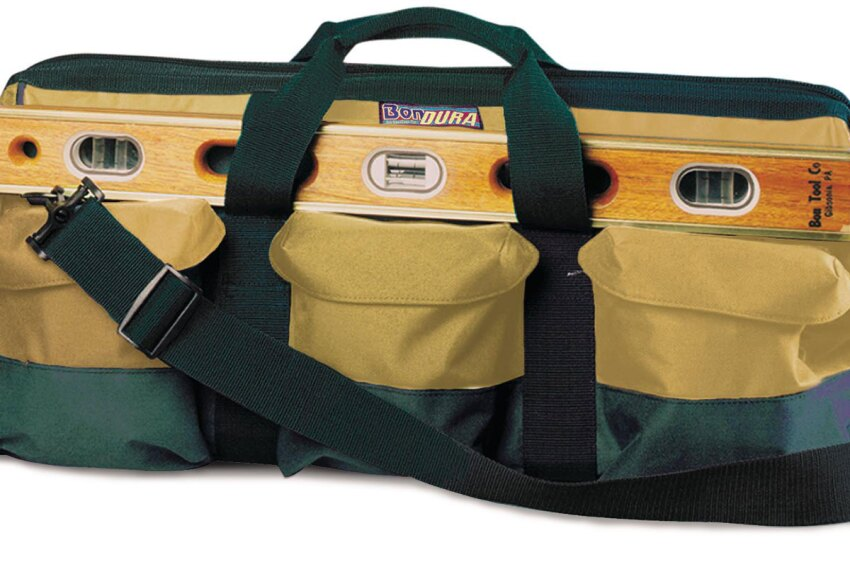 Mason's Toolbag: DeWalt 24-Inch Tote with Power Tool Case