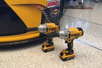 DeWalt High Torque Impact Wrenches