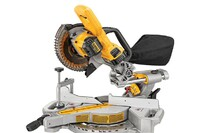 The DeWalt 12-inch Sliding Compound Miter Saw Goes Cordless