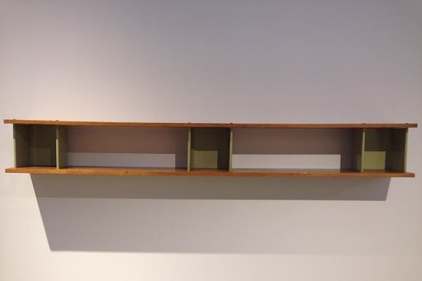 Perriand shelf at Jousse Enterprise.