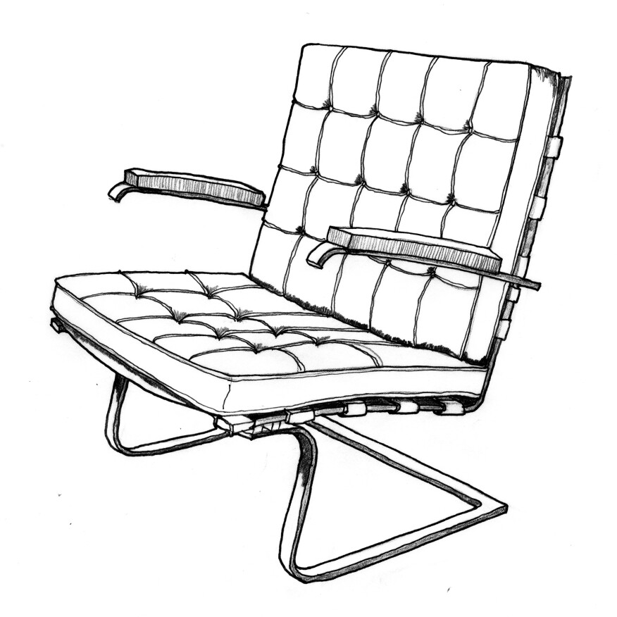 Mies' Tugendhat Chair