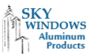 SkyWindows Aluminum Products Logo